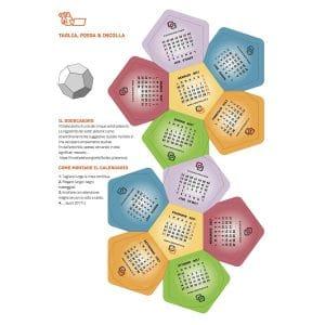 calendario dodecaedro